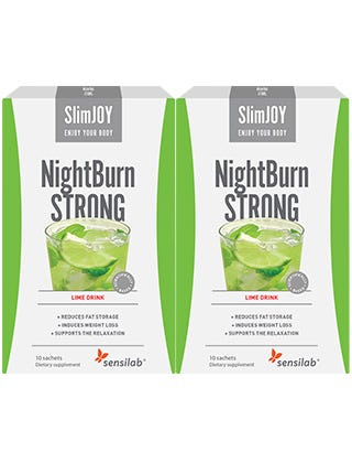 NightBurn STRONG 1+1 ZDARMA